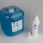 KONIX ULTRASOUND GEL  BLUE